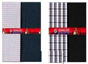 Gwalior Unstitch Farmal Wear Set Of 6