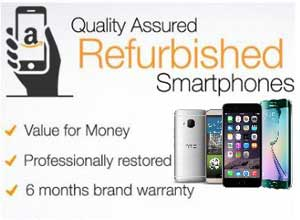 Amazon Refurbished Smartphones
