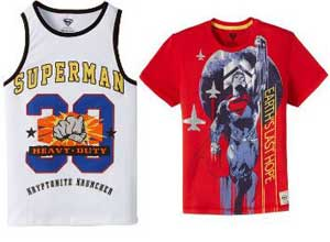 Kids Superman Clothing