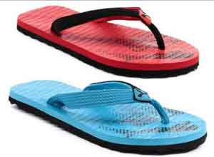 Puma Men's Slippers Flat 50% Off