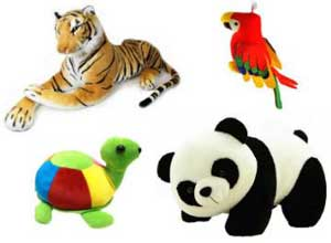 Soft Toys at Upto 80 % Off