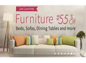 furniture Upto 55% oFF
