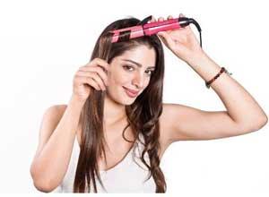 Nova NHS 800 Hair Straightner
