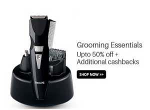 Personal Grooming with Minimum 30% OFF