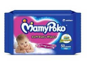 MamyPoko Baby Wipes