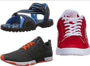 Reebok & Puma Footwear at 60% to 70% Off