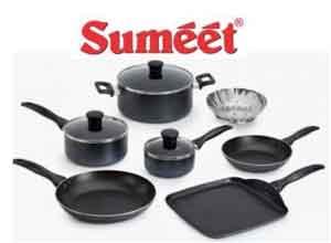 Sumeet Cookware 51% Cashback