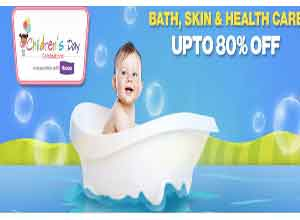 Baby Care Products Upto 80% Off