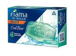 Fiama Di Wills Men Energizing Sport Gel Bar Pack of 3