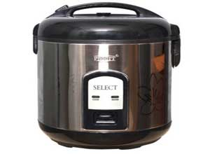 Preethi 1.8 L Select Automatic Rice Cooker