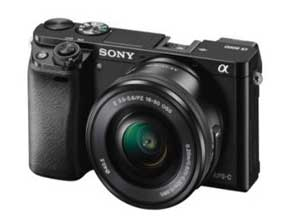 Sony Alpha A6000L 24.3MP Digital SLR Camera
