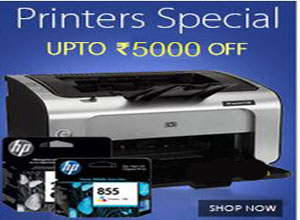 Printers upto 60% off
