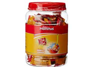 Dabur Honitus Cough Drops Jar