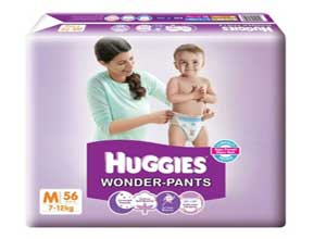 Huggies Medium Size Wonder Pants