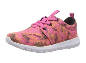 Salvezza Girl's Sarina Canvas Sneakers