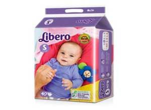 Libero Small Open Diaper 40 Counts