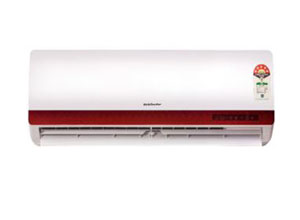 Kelvinator 1.5 Ton 5 Star LSJ55.WS1QDL Split Air Conditioner