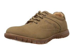 Redchief Men's Leather Sneakers
