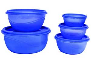 Princeware Store Fresh Plastic Bowl Package Container