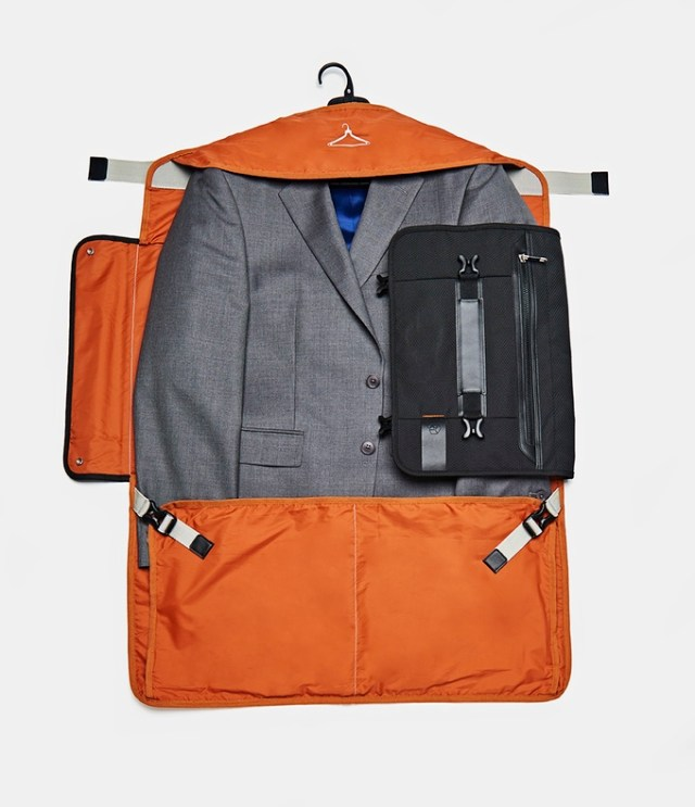 The PLIQO bag: large inside, surprisingly compact when folded