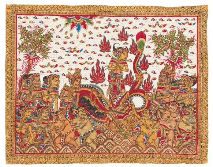 Indonesian Visual Art Reflects The Brilliance Of Indonesia S Culture