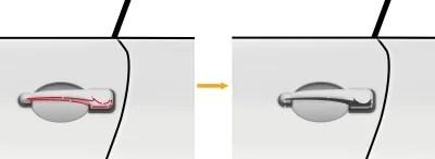 Capture d'écran des étapes décrites dans le paragraphe précédent du didacticiel.