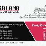 KatanaDnet Kartu Nama — Info Temanggung