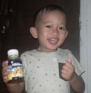 Testimoni Walatra Hexabumin 100% Asli Original Penambah Nafsu Makan Anak Penggemuk Badan Anak Madu dan Albumin Harga Murah di Apotik