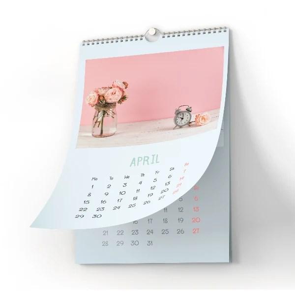 Wire-O Wall Calendars