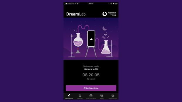 DreamLab è una di quelle applicazioni che meriterebbe più pubblicità dato il suo scopo benefico e un fine molto più grande e importante.
