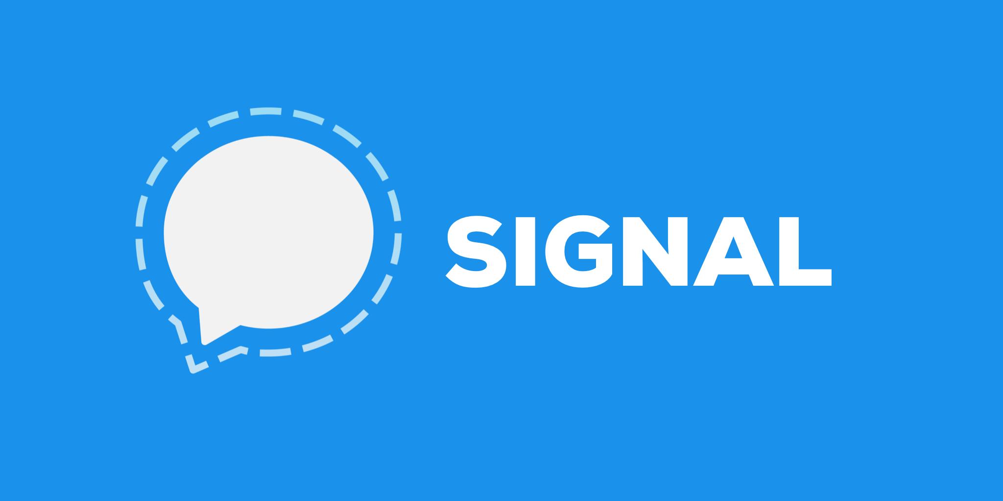 Signal, alternativa a Whatsapp