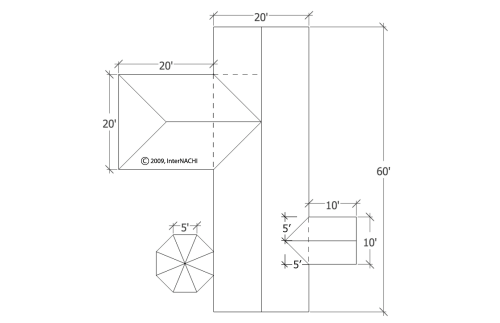 small resolution of roof diagram