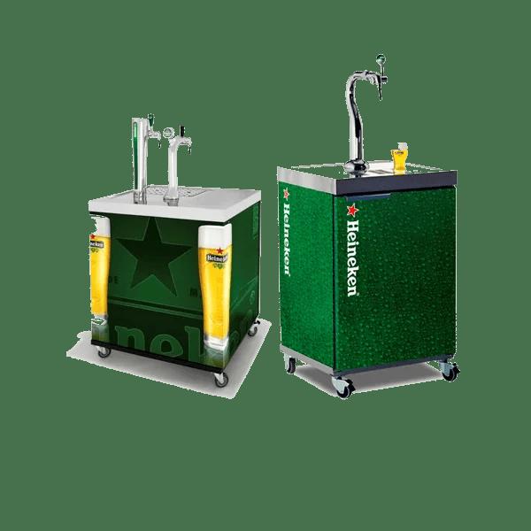 El-sistema-david-o-The-David-System-XL-green-de-Heineken-para-transportar-cerveza-lager-premium-El-Portal-del-Chacinado