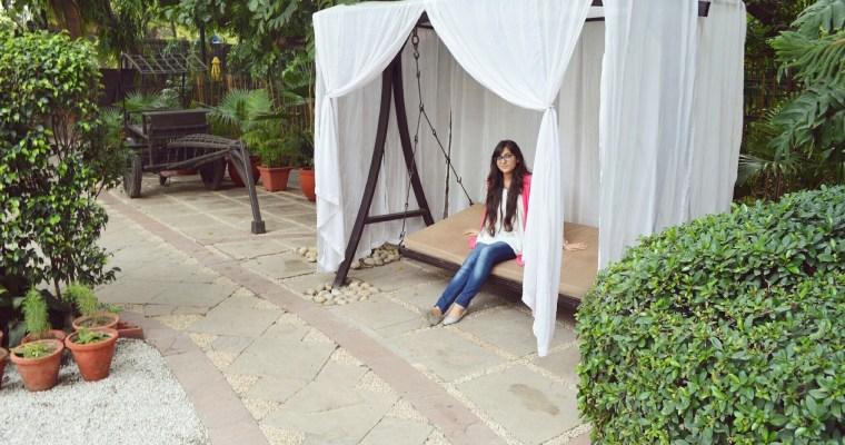 Romantic Evening @ Lodi – The Garden Restaurant!