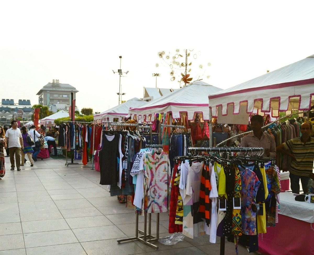 Flea @ Select CITYWALK {Shopping Tips}