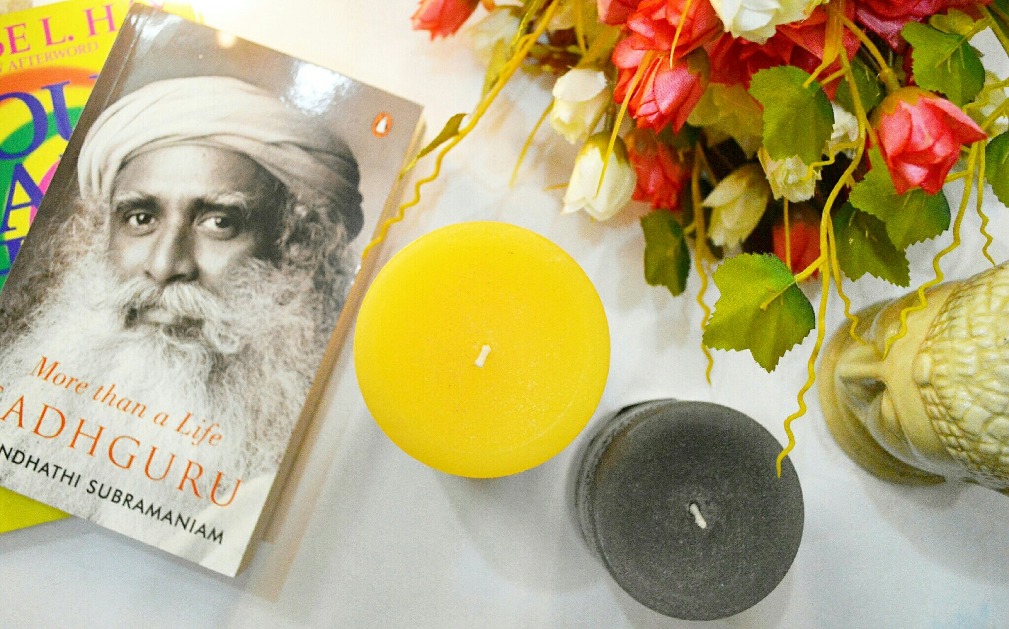 Aromatherapy With Ekam Scented Candles