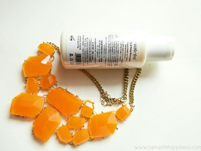 vedic line moisturizer