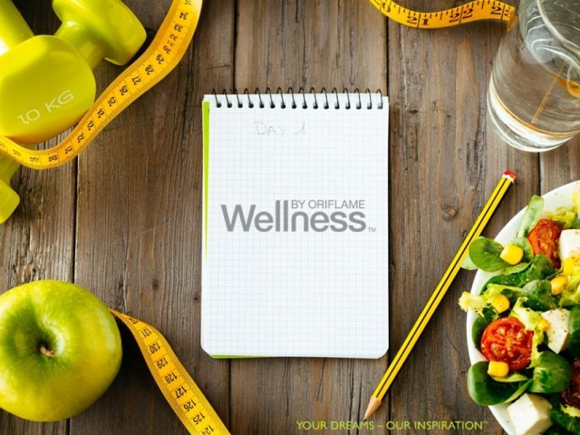 Wellness By Oriflame - Launch