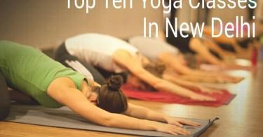 yoga classes in new delhi