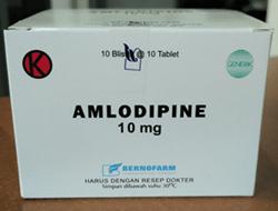Amlodipine Obat Darah Tinggi di Apotik