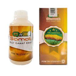 QnC Jelly Gamat Obat Jamur Kuku di Apotik