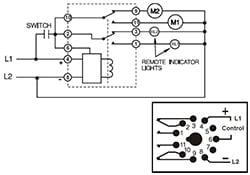 Time Mark 261-DXT-120 Alternating Relay,120V AC/DC