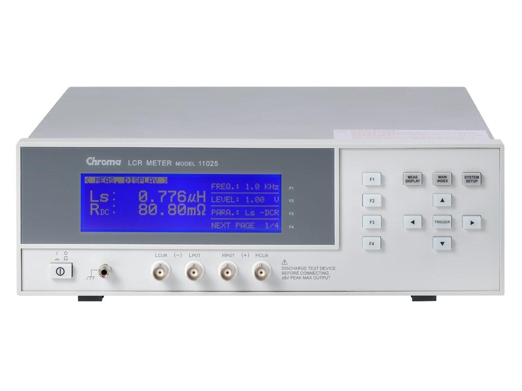 Chroma Lcr Turn Ratio Meter