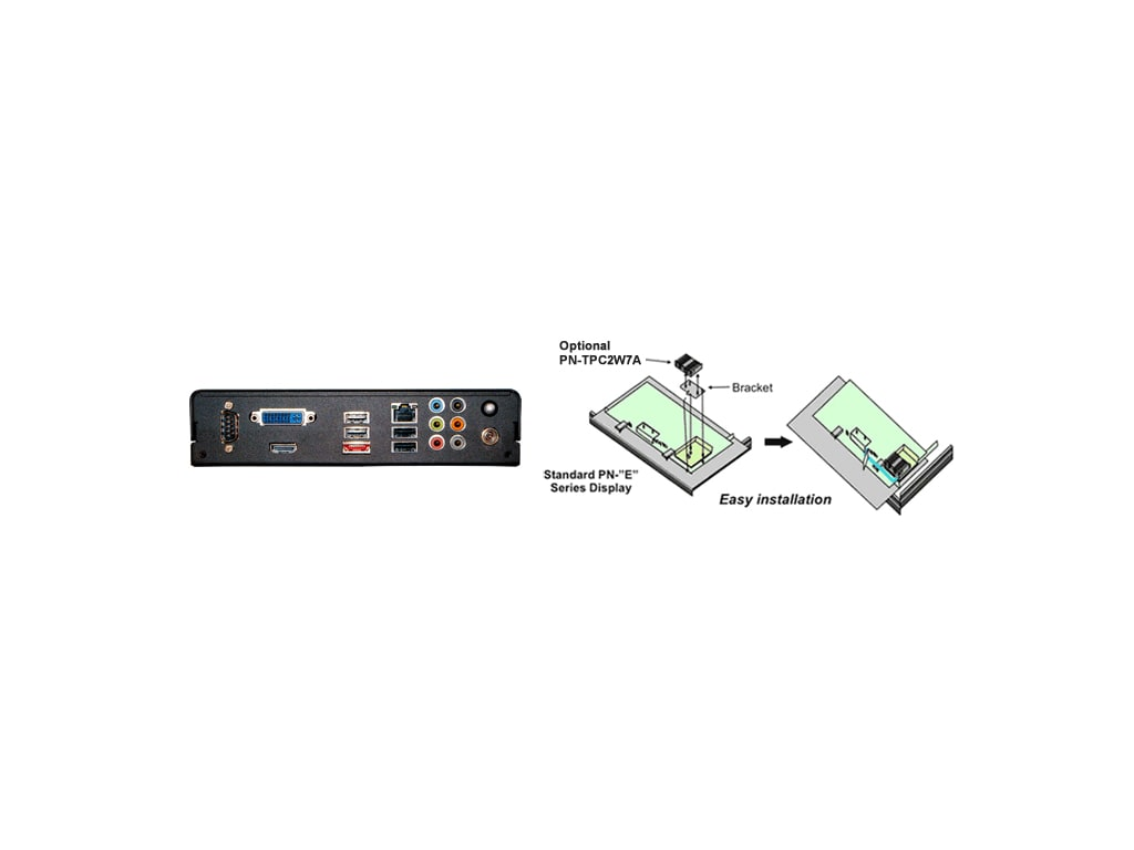 Sharp PN-TPCi7W7 Accessories for Interactive Screens