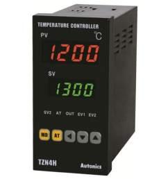 autonics tzn4h temperature controller series [ 1024 x 768 Pixel ]
