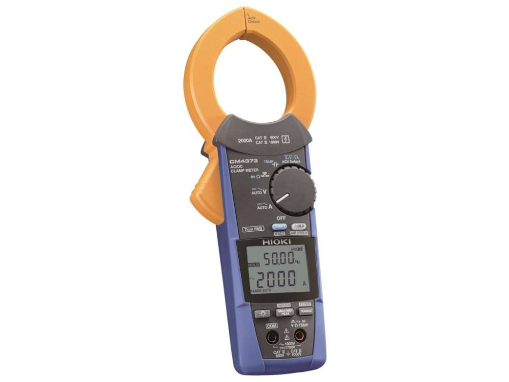 medium resolution of hioki cm4373 ac dc clamp meter 2000a