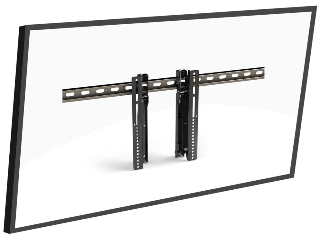 Premier Mounts UMB-DBTS Unistrut Attached Flat Panel Menu