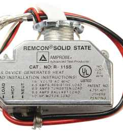 remcon r 115s relay switch [ 1024 x 768 Pixel ]