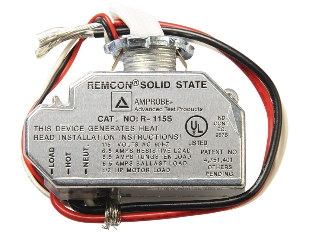 hight resolution of remcon r 115s relay switch