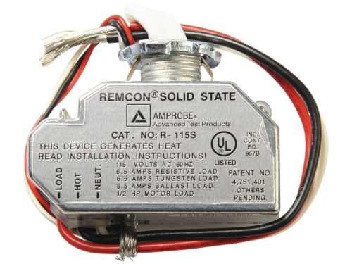small resolution of remcon r 115s relay switch
